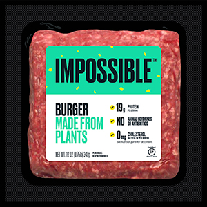 Impossible Foods product